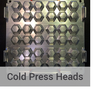 Cold Press Heads